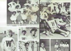 1986 Cheerleaders