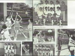 1986 Girls Basketball