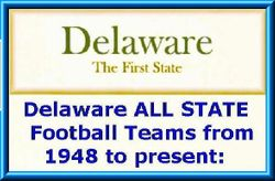 Logo for All State Football Teams