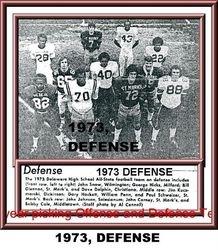 1973, DEFENSE