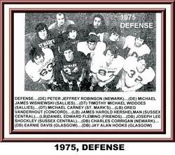 1975, DEFENSE