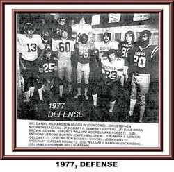 1977, DEFENSE