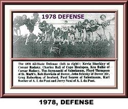 1978, DEFENSE
