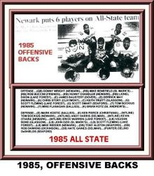 1985, OFFENSIVE BACKS