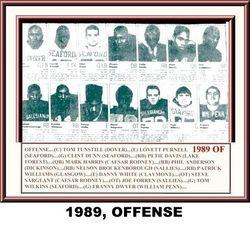 1989, OFFENSE