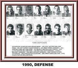 1990, DEFENSE