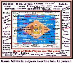Many All State players names on this!