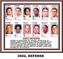 2002, DEFENSE