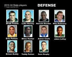2010 Defense