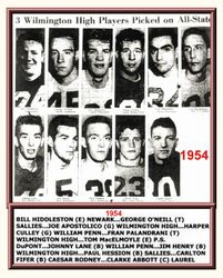 1954 All State team 1954