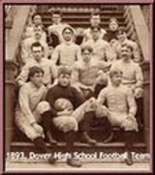 1893 Dover High Football Team
