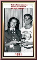 1951, Bob LaFazia