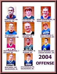 2004 All State Offense