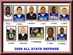 2008 Defense All State