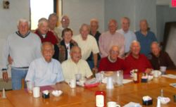 Delcastle Luncheon, 50's grads, '51, '52 & '53