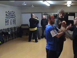 Wing Chun Aranui style...