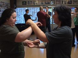 Wing Chun Aranui some Gals