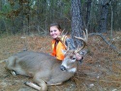 Dakota 9pt great December buck