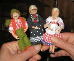 Real people dolls
