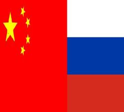 China East and Russia North