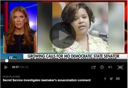 Missouri governor calls for expulsion of Dem senator who urged Trump assassination 05-27-6998* 05
