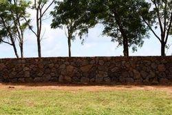 Facebook Zuckerberg wall around Hawaii property