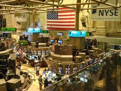 New York Stock Exchange 02
