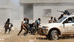 Syria Rebels fighting against Assad 01