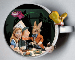 Alice in Wonderland - the Mad Teaparty