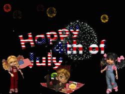 Happy 4th 2011