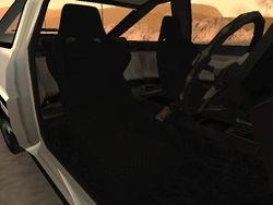Bucket Racing Seats