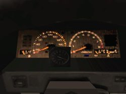 a Smiths 12k Tachometer