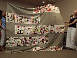 Visit to City Beat Modern Quilters in Pueblo