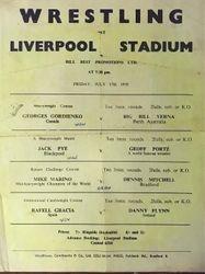 1959 Liverpool Stadium