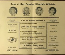 1961 Carlisle card