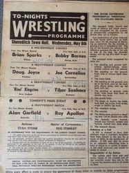 1959 card featuring Alan Garfield
