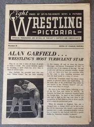 1959 programme featuring Alan Garfield