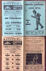 1963 Croydon Cards