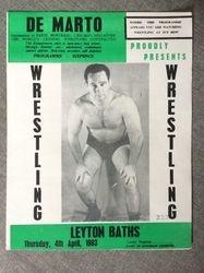 Leyton Super Baths 1963