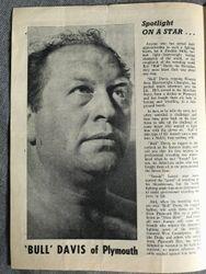 Roy Bull Davis