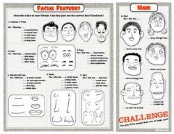 Describing Faces