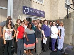 Upstate Hospice Staff Celebration