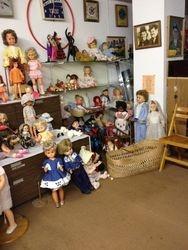 Upstairs dolls