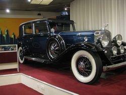 1931 Cadillac Model 452 V16 Madame X