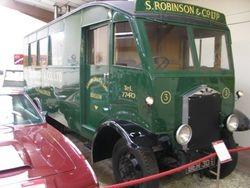 1934 Albion 40/50 cwt LCA44 Van