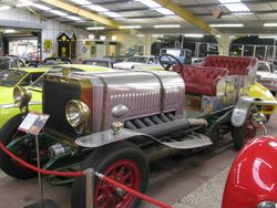 1928 Rolls Royce Overland Special