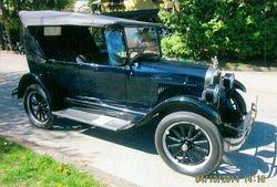 1925 Chevrolet Touring Car