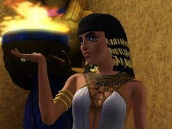 Egyptian Girls: Then