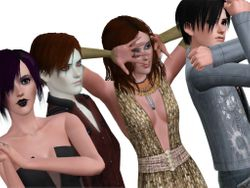 Don't Go - Photoshoot