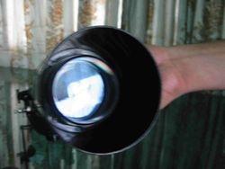 Achromate lens 60mm